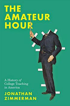 The Amateur Hour book cover