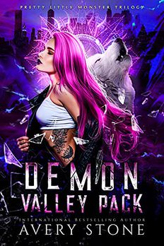 Demon Valley Pack  book cover