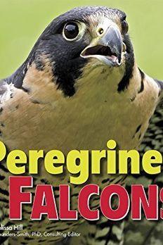 Peregrine Falcons book cover