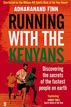 Running with the Kenyans book cover