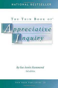 The Thin Book of Appreciative Inquiry book cover