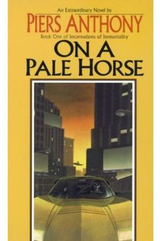 [On a Pale Horse] [by book cover