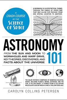Astronomy 101 book cover