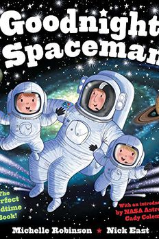 Goodnight Spaceman book cover