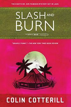 Slash and Burn book cover