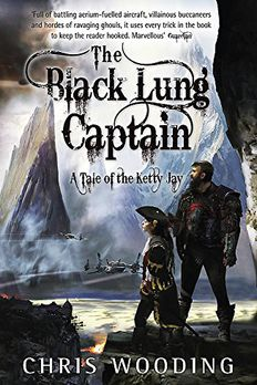 The Black Lung Captain book cover
