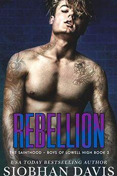 Rebellion book cover