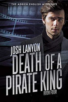 Death of a Pirate King book cover