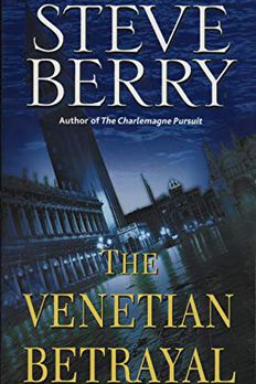The Venetian Betrayal book cover