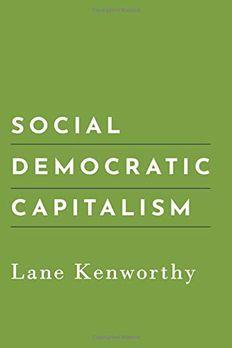 Social Democratic Capitalism book cover