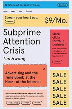 Subprime Attention Crisis book cover