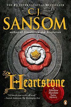 Heartstone book cover