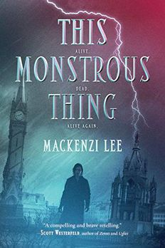 This Monstrous Thing book cover