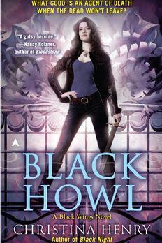 Black Howl book cover