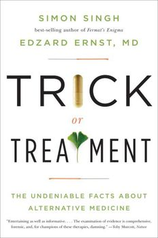 Trick or Treatment book cover