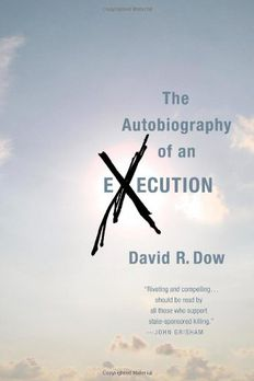 The Autobiography of an Execution book cover