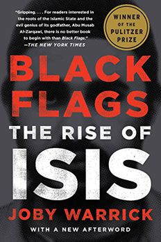 Black Flags book cover