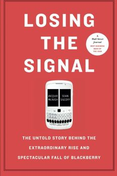 Losing the Signal book cover