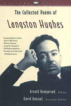 The Collected Poems of Langston Hughes book cover