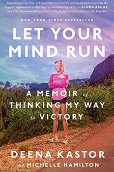 Let Your Mind Run book cover