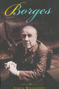 Borges book cover