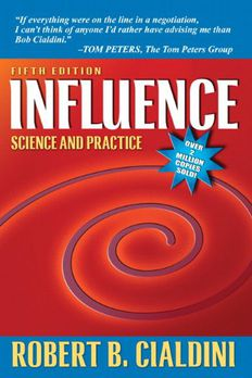 Influence book cover