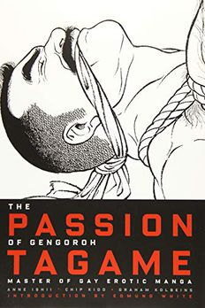 The Passion of Gengoroh Tagame book cover