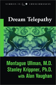 Dream Telepathy book cover