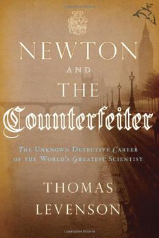 Newton and the Counterfeiter book cover
