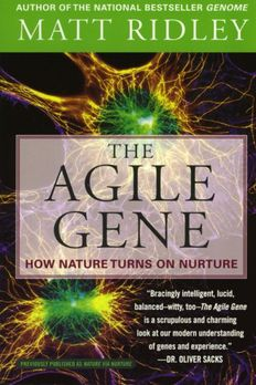 The Agile Gene book cover