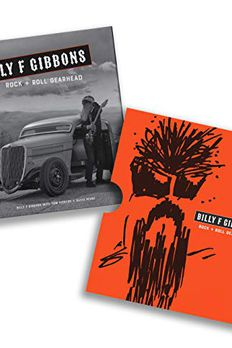 Billy F Gibbons book cover