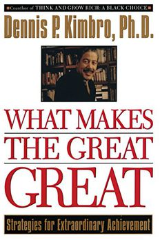 What Makes the Great Great book cover