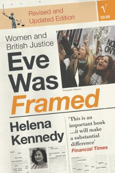 Eve Was Framed - Women and British Justice book cover
