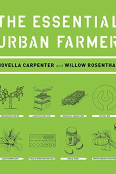 The Essential Urban Farmer book cover