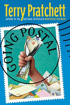 Going Postal book cover