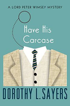 Have His Carcase book cover