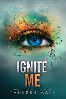 Ignite Me book cover