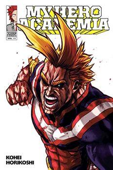 My Hero Academia, Vol. 11 book cover