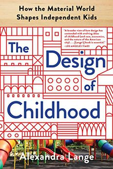The Design of Childhood book cover