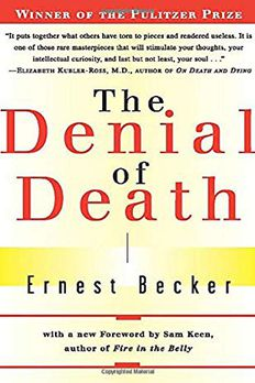 The Denial of Death book cover