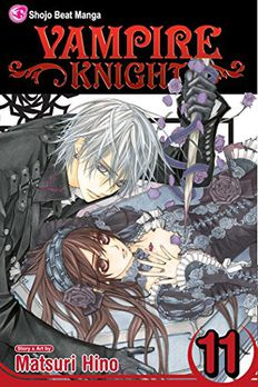 Vampire Knight, Vol. 11 book cover