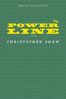The Power Line book cover