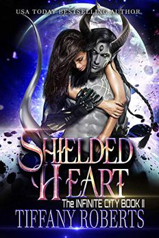 Shielded Heart book cover