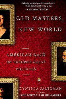 Old Masters, New World book cover