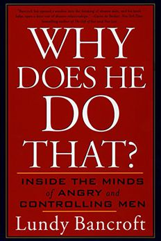 Why Does He Do That? book cover
