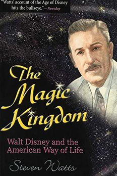 The Magic Kingdom book cover