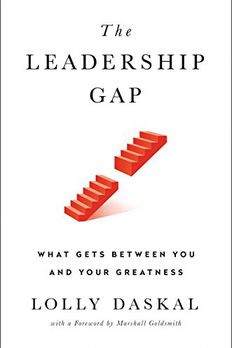 The Leadership Gap book cover