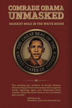Comrade Obama Unmasked book cover