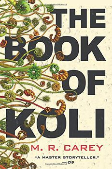 The Book of Koli book cover