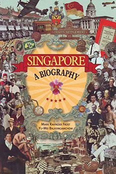 Singapore book cover